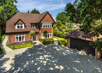 Thumbnail 6 bed detached house for sale in Woking, Surrey