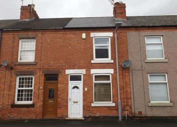 Thumbnail 2 bed terraced house for sale in Claremont Avenue, Hucknall, Nottingham