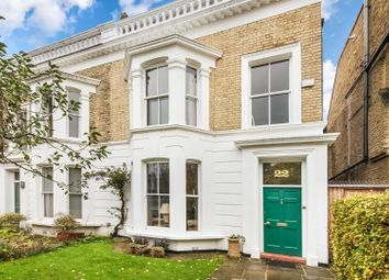 Thumbnail 5 bed semi-detached house for sale in Ashchurch Park Villas, Chiswick, London
