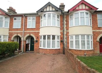 Thumbnail 3 bedroom terraced house for sale in Beech Grove, Ipswich, Suffolk