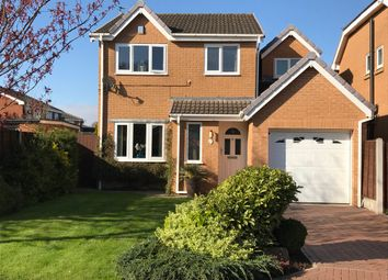 Thumbnail 4 bed detached house for sale in Kincardine Avenue, Blackpool