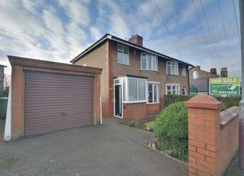 Thumbnail 3 bed semi-detached house for sale in Harwood Road, Rishton, Blackburn