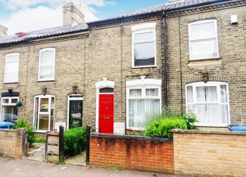 3 bed terraced house for sale in Hotblack Road, Norwich NR2