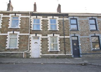 Thumbnail 3 bed terraced house for sale in Station Terrace, Pontyclun, Rhondda, Cynon, Taff.