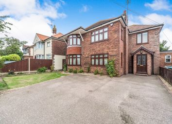 Thumbnail 4 bed detached house for sale in Victoria Road, Gorleston, Great Yarmouth