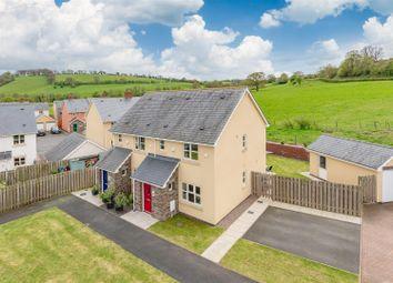 Thumbnail 2 bed semi-detached house for sale in Llys Meillion, Llyswen, Brecon