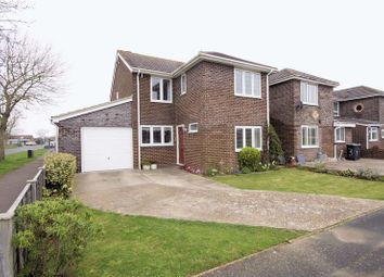 Thumbnail 3 bed detached house for sale in Smeeton Road, Lee-On-The-Solent