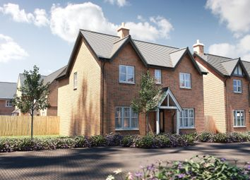 """Thumbnail 4 bed detached house for sale in """"The Ambleside"""" at Stocks Lane, Winslow, Buckingham"""