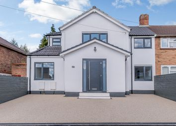 4 bed semi-detached house for sale in The Queens Drive, Rickmansworth, Hertfordshire WD3