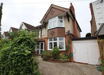 Thumbnail 3 bedroom semi-detached house for sale in Grovelands Road, Reading