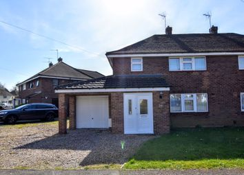 3 bed semi-detached house for sale in Birchfield Grove, Bletchley, Milton Keynes MK2