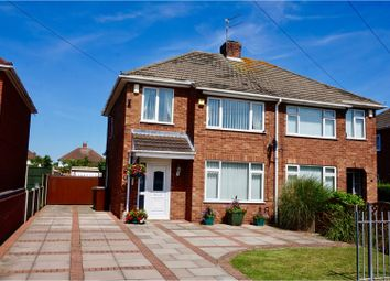 Thumbnail 3 bed semi-detached house for sale in St. Margarets Gardens, Lincoln