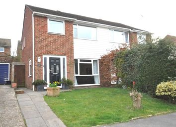 Thumbnail 3 bed semi-detached house for sale in Ian Close, Bexhill-On-Sea