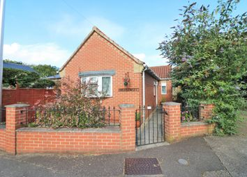 Thumbnail 2 bedroom detached bungalow for sale in Dereham Road, Scarning
