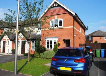 Thumbnail 2 bed end terrace house for sale in Abbeydale Close, Cheadle Hulme, Cheadle, Greater Manchester