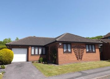 Thumbnail 3 bed bungalow for sale in Brompton Way, West Bridgford, Nottingham, Nottinghamshire