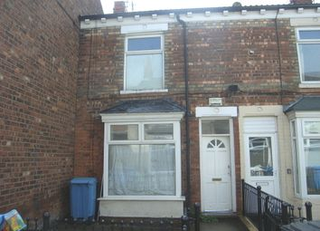 Thumbnail 2 bedroom end terrace house for sale in Cardigan Avenue, De La Pole Avenue, Hull
