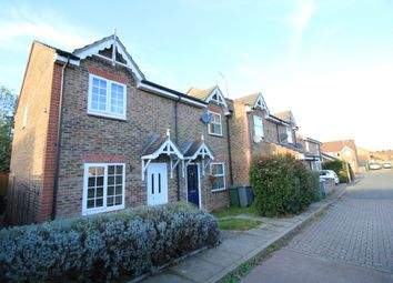 Thumbnail 2 bed end terrace house to rent in Freeland Close, Thorpe Marriott
