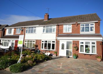 Thumbnail 5 bed semi-detached house for sale in Alistair Drive, Bromborough, Wirral