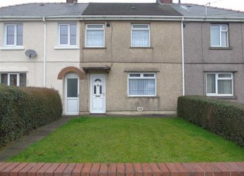 Thumbnail 2 bed terraced house for sale in Glasfryn, Dafen, Llanelli