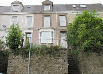 Thumbnail 4 bedroom property for sale in Woodlands Terrace, Swansea, West Glamorgan.