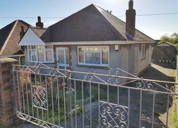 Thumbnail 3 bed detached bungalow for sale in Waun Gron Close, Swansea