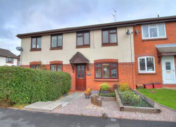 Thumbnail 3 bed terraced house for sale in Ashford Road, Whitwick, Coalville
