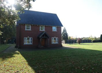 Thumbnail 3 bed detached house for sale in Horkesley Road, Boxted, Colchester