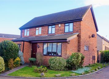 Thumbnail 2 bed semi-detached house for sale in Campion Close, Gravesend
