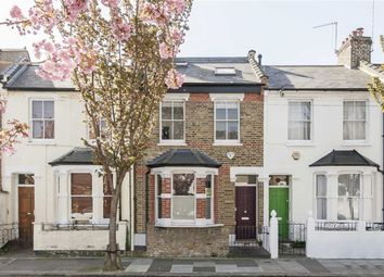 Thumbnail 3 bed property to rent in Brecon Road, London