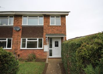 3 bed end terrace house to rent in Campion Way, Flitwick, Bedford MK45