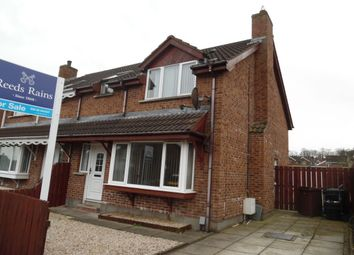 Thumbnail 3 bed semi-detached house for sale in Collinward Drive, Newtownabbey