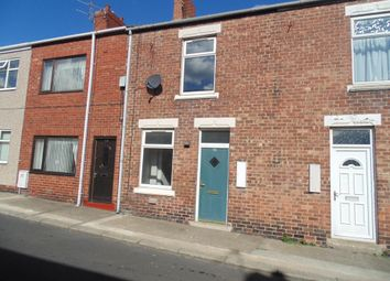 Thumbnail 2 bed terraced house to rent in Tenth Street, Blackhall Colliery, Hartlepool