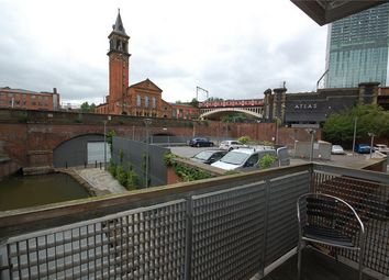 Thumbnail 2 bed flat for sale in Deansgate Quay, 384 Deansgate, Manchester