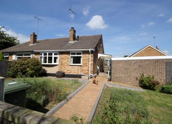 Thumbnail 2 bed semi-detached bungalow for sale in Plum Tree Avenue, Forest Town, Mansfield