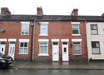 Thumbnail 2 bed terraced house for sale in Taylor Street, May Bank, Newcastle-Under-Lyme