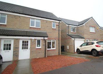 Thumbnail 3 bed semi-detached house for sale in Coatbridge, Coatbridge