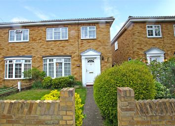 Thumbnail 3 bed semi-detached house for sale in Byfleet, West Byfleet, Surrey