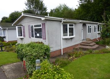 Thumbnail 2 bed mobile/park home for sale in Coppice Farm Park, St Leonards, Tring, Hertfordshire