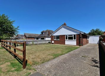 Thumbnail 3 bed detached bungalow for sale in Hitchin Road, Upper Caldecote, Biggleswade