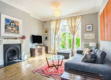Thumbnail 3 bed flat for sale in Longton Grove, London