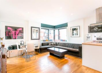 Thumbnail 2 bed flat for sale in Oval Road, London