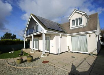 Thumbnail 4 bed detached house for sale in Ocean View, Polruan, Fowey, Cornwall