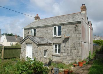 Thumbnail 3 bed detached house for sale in Rose Cottage, Goverseth Road, Foxhole, St Austell, Cornwall