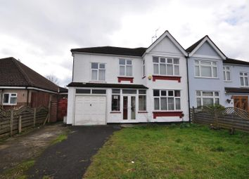Thumbnail 5 bed semi-detached house to rent in Whitmore Road, Harrow, Middlesex
