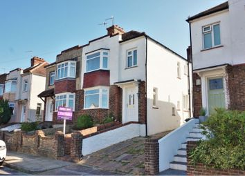 Thumbnail 3 bed semi-detached house for sale in Southdown Road, Brighton