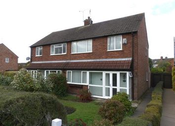 Thumbnail 3 bed semi-detached house for sale in Brinklow Road, Binley, Coventry, West Midlands