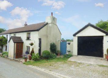 Thumbnail 2 bed semi-detached house for sale in Bradstone, Tavistock