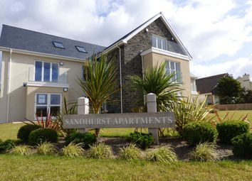 Thumbnail 2 bed flat for sale in Apartment Two, Sandhurst, The Harbour, Burry Port, Carmarthenshire