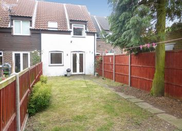 3 bed terraced house for sale in Lushington Close, Norwich NR5